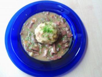 Fleischgerichte:Beuschel (Vom Schwein) - Rezept