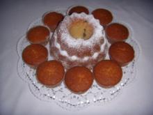 Eierlikörkuchen I mit Schokotröpfchen - Rezept