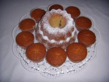 Eierlikörkuchen II mit Schokotröpfchen - Rezept
