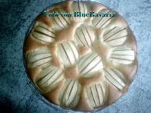 Backen: Apfelkuchen für Shari - Rezept