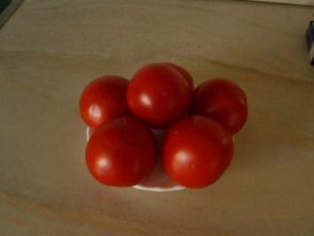 Happy Tomato - Rezept