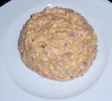 Herzhafter Camembert-Aufstrich - Rezept