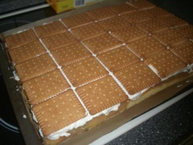 Stachelbeer Butterkeks Kuchen Vom Blech Rezept Kochbar De