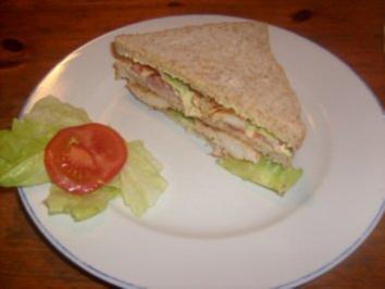 Hähnchen-Sandwiches - Rezept