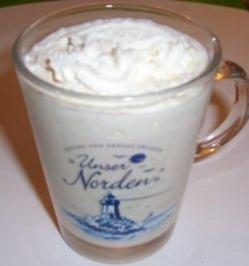 Getränk: Yogi-Tee mit Milch und Sahne - Rezept