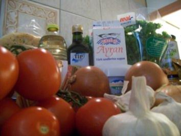 Rezept: Rote Linsensuppe