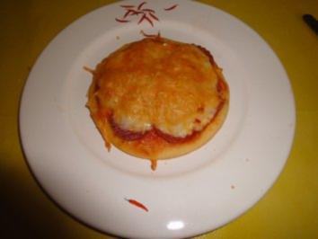 Piccolo-Pizzen - Rezept