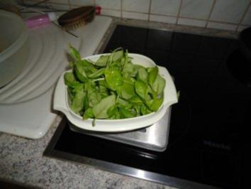 Pesto alla genovese - Rezept
