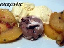 Grappa Pfirsiche - Rezept