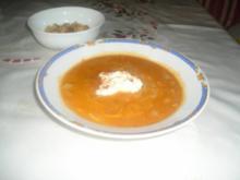 Pikante Krautsuppe - Rezept