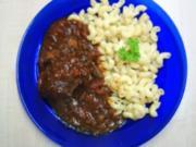 Fleischgerichte:Ochsenschwanzragout - Rezept