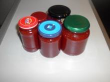 Tomaten - Erdbeer - Marmelade - Rezept