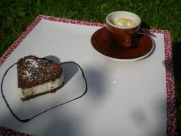 Baileys Kuchen mit Nespresso in trauter Zweisamkeit - Rezept