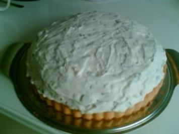 Rezept: Erdbeer-Dickmann-Torte