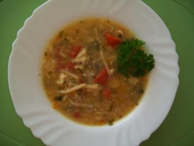 Sauer-Scharf-Suppe - Rezept - Bild Nr. 2