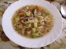 Spanischer Suppentopf - Rezept