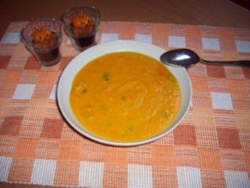 Kürbis-Suppe - Rezept