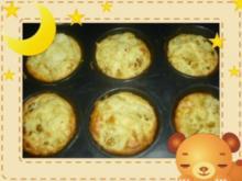Kartoffel-Blumenkohl-Muffins - Rezept