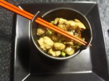 Pfannengerichte: China-Pfanne - Rezept