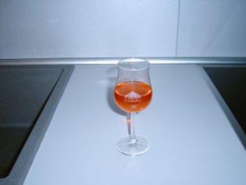 Rezept: Heidelbeer - Likör