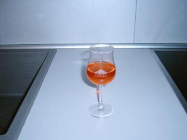 Heidelbeer - Likör - Rezept