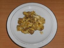 Pilze: Krause Glucke geschmort - Rezept