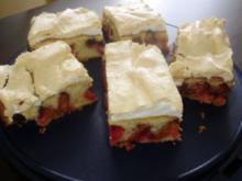 Pflaumen - Baiser - Kuchen - Rezept