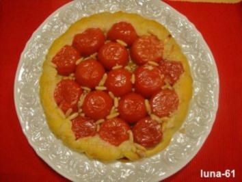 TATIN ALL'ITALIANA - Italienischer Tomatentatin - Rezept