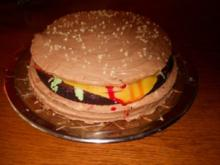 Cheesburger Torte - Rezept