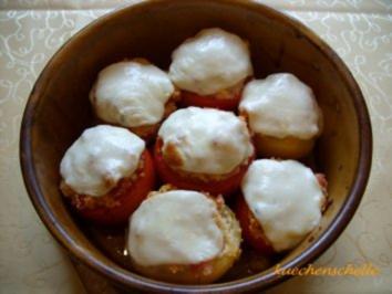 Gefüllte Tomate - Rezept