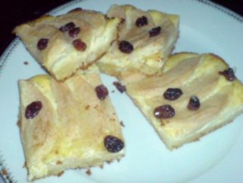 Apfelkuchen wie zu Oma's Zeiten - Rezept