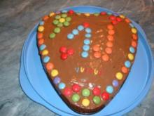 Kuchen......Geburtstags - Kuchen- 18.9. - Rezept