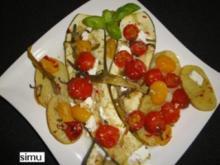 Mediterranes Gemüse - Rezept