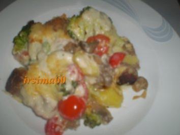 Broccoli Auflauf - Rezept