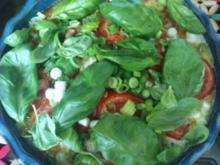 Tomaten-Gratin mit Mozzarella - Rezept
