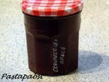 Cranberries-Orangen-Sauce - Rezept