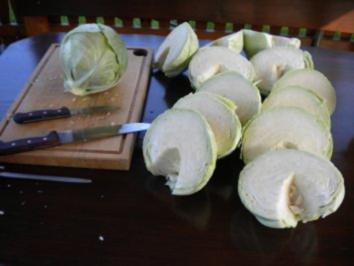 Zubereitung von Sauerkraut - Rezept