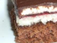 Fahnenkuchen - Rezept