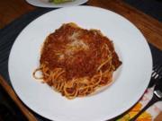 Ragù alla Bolognese al Enzo - Rezept