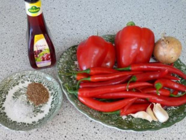 Chili olek - Rezept - Bild Nr. 2