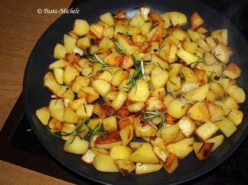 Rosmarinkartoffeln (Patate al ramerino) - Rezept