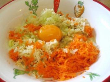 Vegetarische Küchlein  ... - Rezept