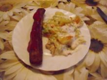 Kartoffel-Spitzkohl-Salat - Rezept