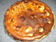 Birnenkuchen mit Preiselbeeren - Rezept