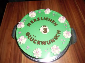 Nutella Torte - Rezept