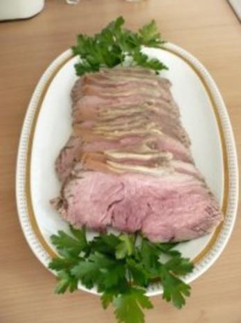 Roastbeef - Rezept