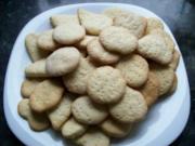 Butterkekse - Rezept
