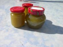 Marmelade von grünen Tomaten - Rezept