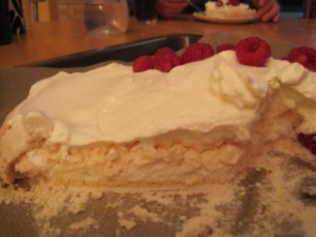 pavlova oder meringue - Rezept - Bild Nr. 5
