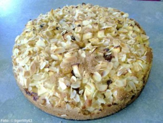 Feiner Apfelkuchen - Rezept - Bild Nr. 2
